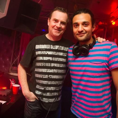 Omar El Gamal Live @ Circus Montreal With Nick Warren November 2nd, 2012