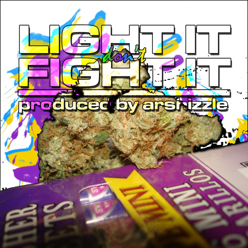 (148) Light It Dont Fight It Instrumental