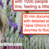 Jane Orlov's Story (Timid Russian Housewife to Hot Social Media Maven in under 9 months)