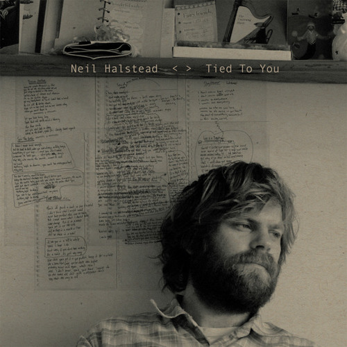 Neil Halstead 'Tied To You' (Mark Van Hoen Remix)