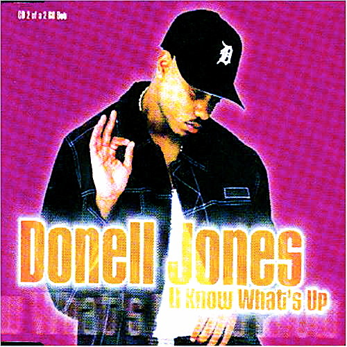 "Donell Jones ""U Know What's Up"" (Soulpersona Remix)"
