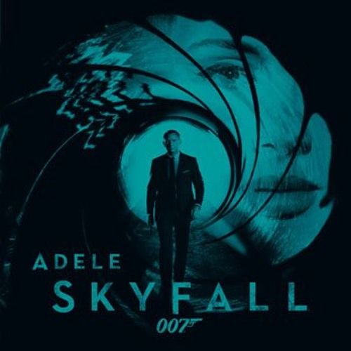 Skyfall - Adele short piano ver.