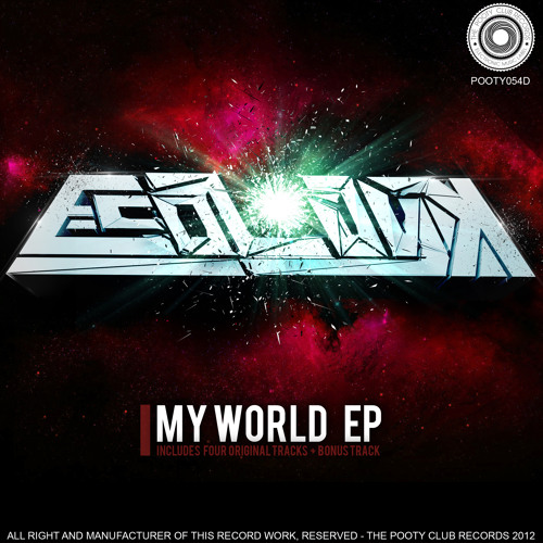 E-Cologyk - My World (Original Mix) [OUT NOW ON BEATPORT]
