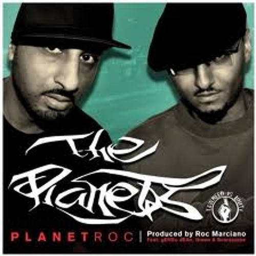The Planets - Real Love (Planet Roc EP) 2010 Prod by Roc Marciano