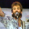 "Kenny Loggins At Live Aid ""Blind Improvisation for 2 Five String Guitars Version 2 (Forward)"""