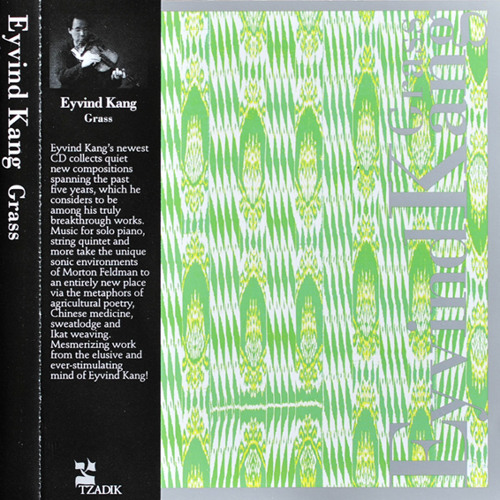 Eyvind Kang - Grass - III