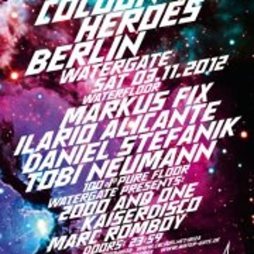 Kaiserdisco - 03.11.2012 Watergate Berlin