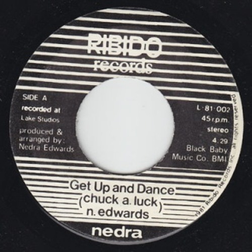 Nedra - Get Up And Dance