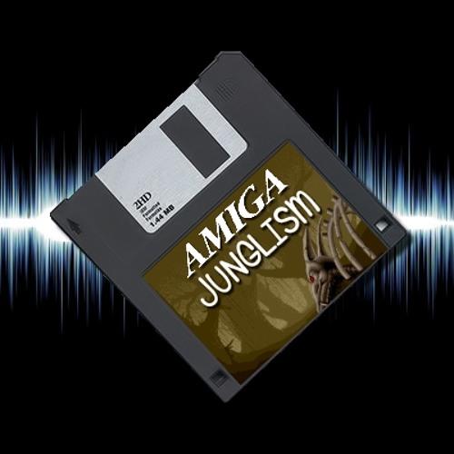 Amiga Junglism - DreamBench WIP