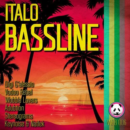 Various Artists - Italo Bassline - WOB 006