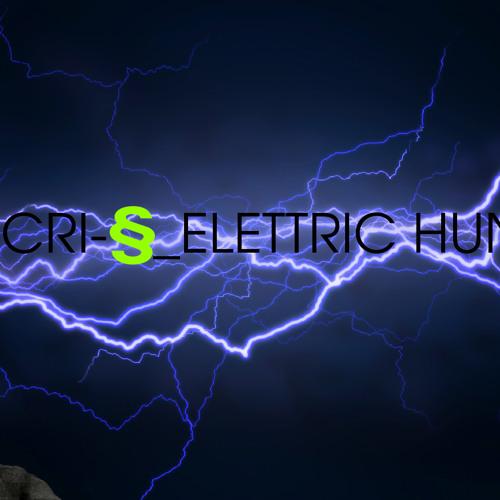 Cri-§ - ELETTRIC HUNTER (records2012)with voice_original track_hardcore*