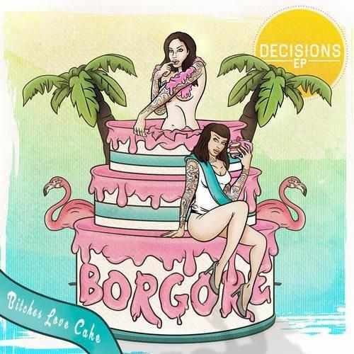 Borgore & Miley Cyrus - Decisions (Erik Arbores Bootleg)