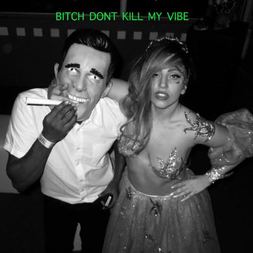 Kendrick Lamar ft. Lady Gaga - Bitch, Dont Kill my Vibe