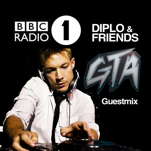 Diplo & Friends - GTA Guestmix (11.10.12) - FREE DOWNLOAD