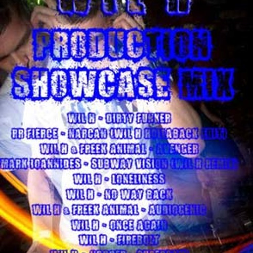 Wil H - Production Showcase Mix 2012