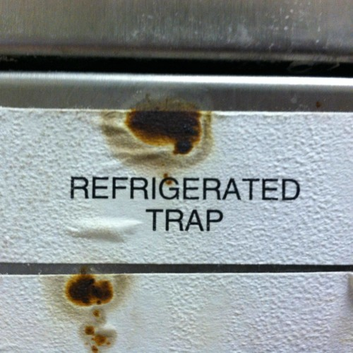 Refrigerated Trap