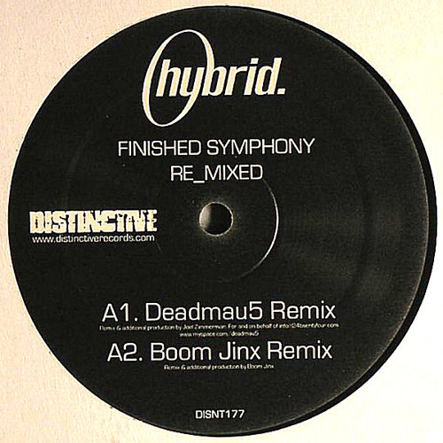 Hybrid - Finished Symphony (Boom Jinx Remix)