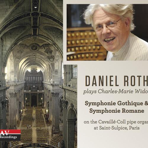 Charles-Marie Widor: Symphonie Romane, Op. 73  Moderato