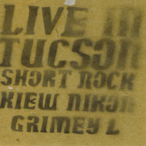 "The Single from: ""Live In Tucson EP"" Let The Wax Spin"
