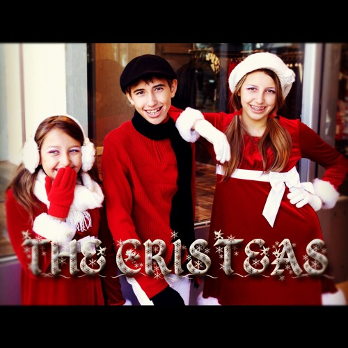 THE CRISTEAS - SANTA CLAUSE IS COMING 2 TOWN (REMIX BY CHRISS FLOREN)