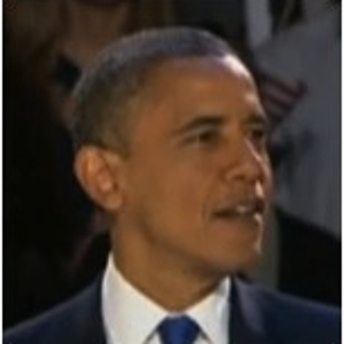 Obama: 2 min closure of his victory speech 2012