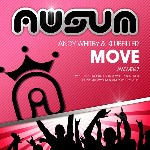 MOVE by Andy Whitby & Klubfiller **ON SALE NOW**