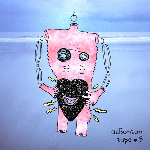 DeBonton Tape #5 by Maxime deBonton