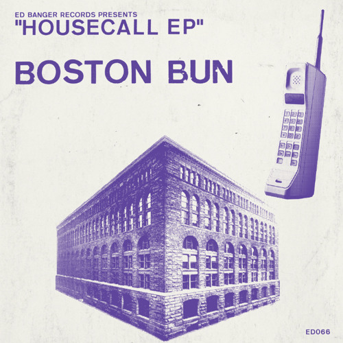 "BOSTON BUN ""Housecall EP"" megamix"