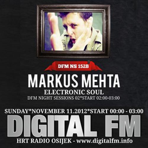 Markus Mehta - Digital FM Radio Show - HRT Radio Osijek 11-11-2012