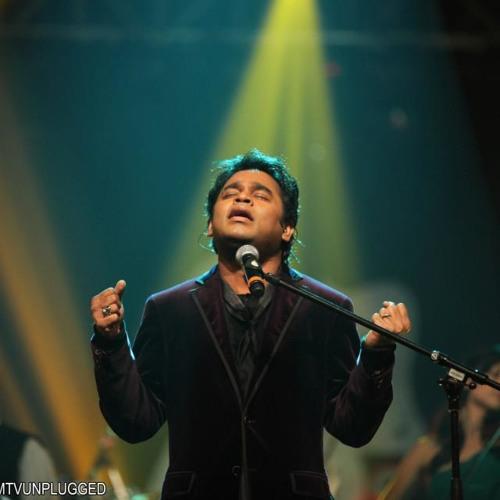 Rehna Tu - AR Rahman - MTV Unplugged 2
