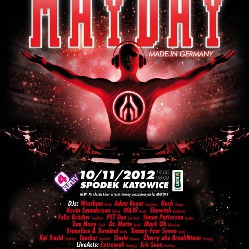 Niereich live @ Mayday Poland 10.11.2012 (Free Download)