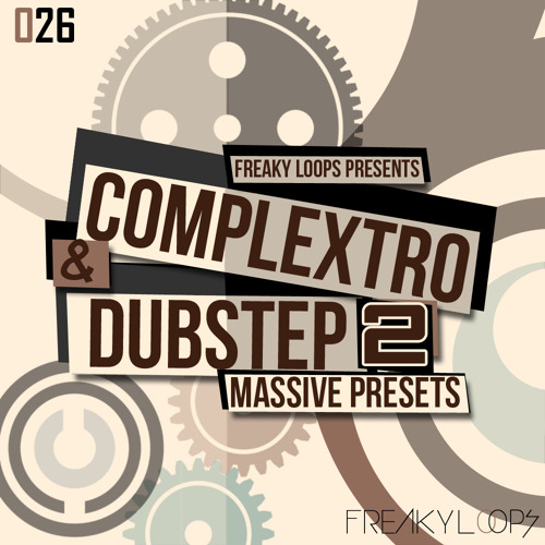 FL026 - Complextro & Dubstep Vol 2 Sample Pack Demo : NI Massive Presets