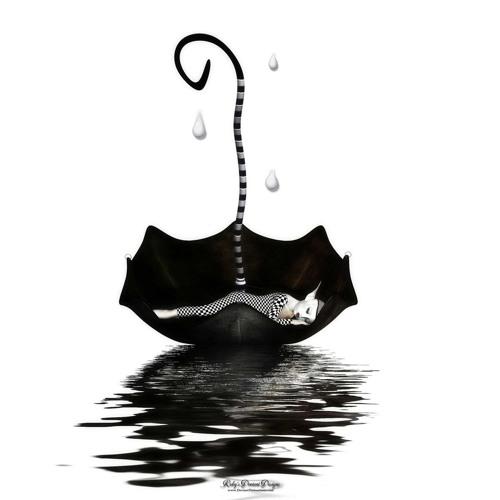 Rainy day - (Melusine)