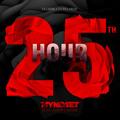 Myndset 25th Hour (Ft. Jason Caesar) Artwork