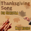 Adam Sandler 'The Thanksgiving Song' For Orchestra