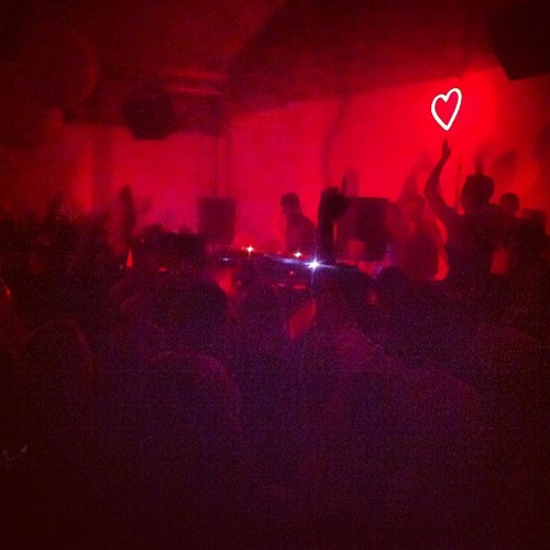Love Fever mix // Prince Charles Berlin 2012