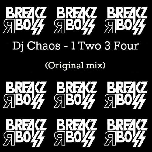 Dj Chaos - 1 Two 3 Four (Original mix) (FREE DOWNLOAD) [200,000 PLAY MILESTONE]