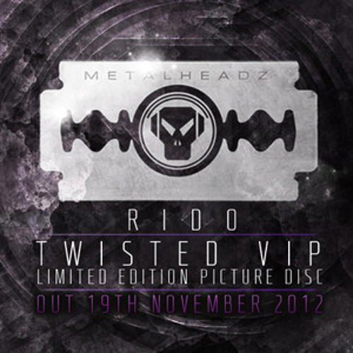 Rido feat. Thomas Oliver - Twisted (Vip)