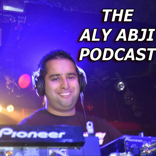 The Aly Abji Podcast - Episode 003 (Gellert Horvath Guest Mix)