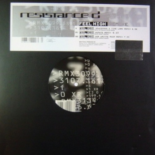 Resistance D - Feel High (Humate Remix - Bek Reconstruction)
