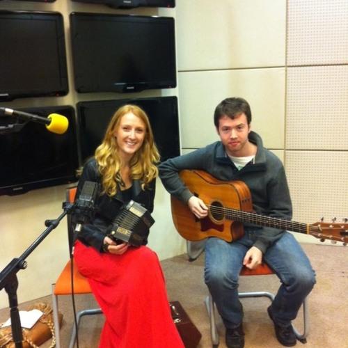 Caitlín Nic Gabhann & Caoimhín Ó Fearghail - John Creedon show, RTÉ Radio 1 - 27 Sept.2012
