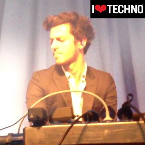 GESAFFELSTEIN Live @ I LOVE TECHNO Ghent 10-11-2012