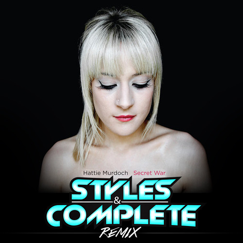 Secret War by Hattie Murdoch (Styles&Complete Remix) - Dubstep.NET Premiere