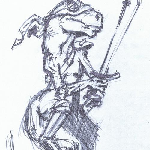 Raptor & Minos - Ninja (unfinished)