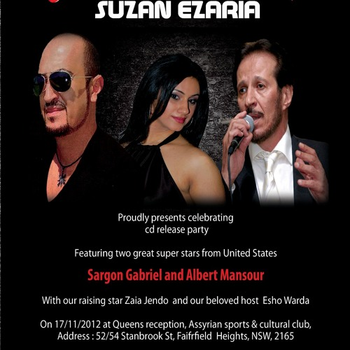 Suzan Ezaria's CD Release Party Medley Mix