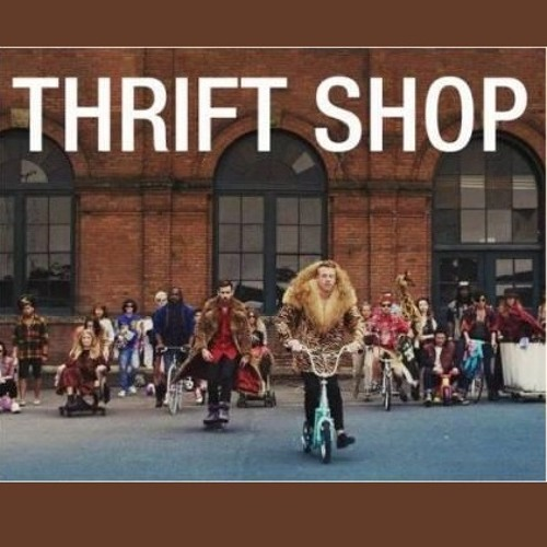 PARTO - Macklemore 'Thrift Shop' Dubstep Remix