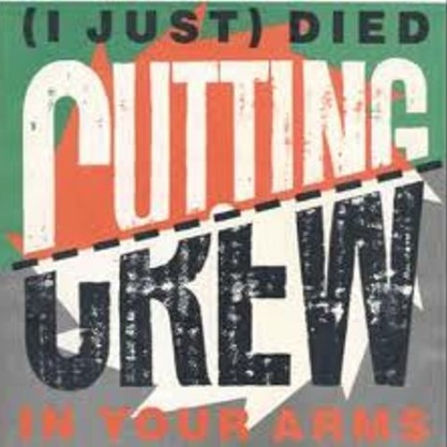 """I'm Just"" Died In Your Arms Tonight - Cutting Crew (Instrumental Cover)"