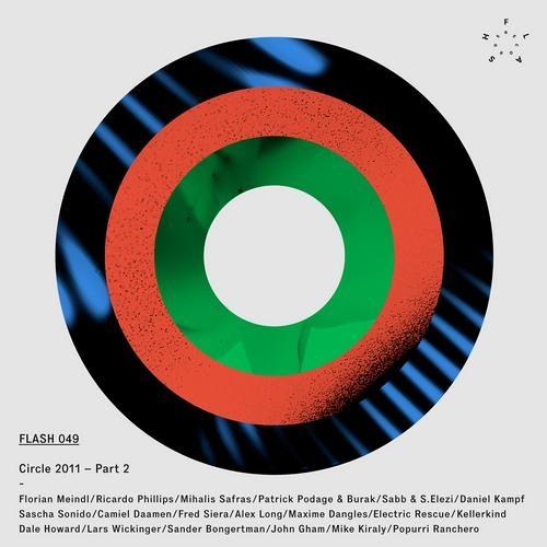 Patrick Podage and buraq - Don't You (FLASH049)
