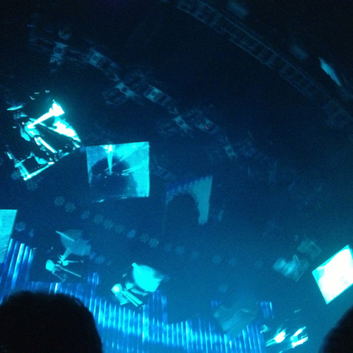 Radiohead Give Up the Ghost live 12/11/12