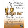 Boehringer Ingelheim Big Band Live am 10.11. 2012